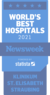 World's Best Hospital 2021 Newsweek Siegel